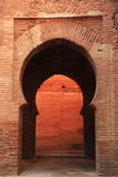 An Archway Inside the Alhambra, UNESCO World Heritage Site, Granada, Andalusia, Spain, Europe Photographic Print by David Pickford