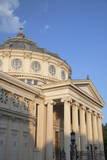 Romanian Athenaeum, Piata Revolutiei, Bucharest, Romania, Europe Photographic Print by Ian Trower