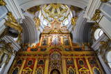 St. Andrews Church in Kiev (Kyiv), Ukraine, Europe Photographic Print by Michael Runkel