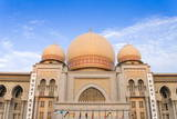 Palace of Justice, Putrajaya, Malaysia, Southeast Asia, Asia Photographic Print by Nico Tondini