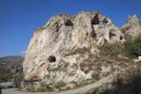 Cave Village, Old Goris, Goris, Armenia, Central Asia, Asia Photographic Print by Jane Sweeney