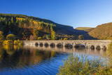 Carreg Ddu Viaduct and Reservoir, Elan Valley, Powys, Mid Wales, United Kingdom, Europe Photographic Print by Billy Stock