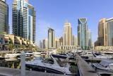 Dubai Marina, Dubai, United Arab Emirates, Middle East Photographic Print by Amanda Hall