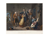Minuteman: Family, 1776 Giclee Print by T.h. Matteson