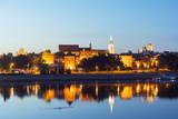 Europe, Poland, Gdansk and Pomerania, Torun, UNESCO Medieval Old Town, Vistula River Photographic Print by Christian Kober