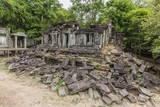 Beng Mealea Temple Reprodukcja zdjęcia autor Michael Nolan