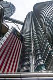 Petronas Twin Towers, Kuala Lumpur, Malaysia, Southeast Asia, Asia Photographic Print by Nico Tondini