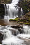 Scaleber Force (Foss Waterfall) Near Settle Photographic Print by Mark Sunderland