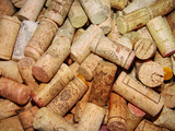 Corks I Photographic Print by Heather A. French-Roussia