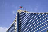 Jumeirah Beach Hotel, Dubai, United Arab Emirates, Middle East Photographic Print by Amanda Hall