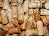 Corks II Photographic Print by Heather A. French-Roussia