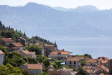 View from St. Nicholas Church of Perast Photographic Print by Charlie Harding