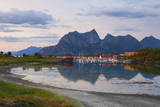 Kjerringoy, Nordland, Norway, Scandinavia, Europe Photographic Print by Douglas Pearson