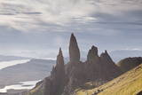 The Old Man of Storr, a Rock Formation Photographic Print by Julian Elliott