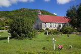 St. Paul's Anglican Church Near St. Johns Photographic Print by Frank Fell