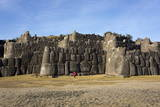 Sacsayhuaman the Former Capital of the Inca Empire Photographic Print by Peter Groenendijk
