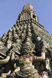 Wat Arun (The Temple of Dawn) Stupa, Bangkok, Thailand, Southeast Asia, Asia Photographic Print by Stuart Black