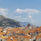 Rooftops of the Old Town, UNESCO World Heritage Site, Dubrovnik, Dalmatia, Croatia, Europe Photographic Print by Charlie Harding