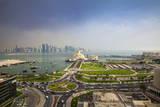 Museum of Islamic Art, Doha, Qatar, Middle East Photographic Print by Jane Sweeney