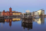 Cardiff Bay, Cardiff, Wales, United Kingdom, Europe Photographic Print by Billy Stock