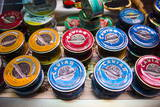 Caviar for Sale in the Market of Kiev (Kyiv), Ukraine, Europe Photographic Print by Michael Runkel