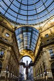 Galleria Vittorio Emanuele Ii, Milan, Lombardy, Italy, Europe Photographic Print by Yadid Levy