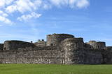 Beaumaris Castle, UNESCO World Heritage Site, Anglesey, Wales, United Kingdom, Europe Photographic Print by Charlie Harding