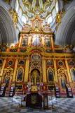 St. Andrews Church in Kiev (Kyiv), Ukraine, Europe Photographic Print by Michael Runkel