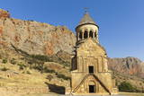 Noravank Monastery, Noravank Canyon, Armenia, Central Asia, Asia Photographic Print by Jane Sweeney