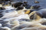 Waterfall in Hull Pot Beck Photographic Print by Mark Sunderland