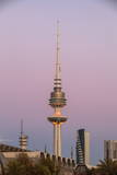 Liberation Tower, Kuwait City, Kuwait, Middle East Photographic Print by Jane Sweeney