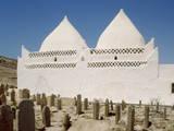 Bin Ali's Tomb, Dhofar, Oman, Middle East Photographic Print by Rolf Richardson
