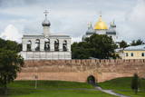 The Kremlin of Novgorod, UNESCO World Heritage Site, Novgorod, Russia, Europe Photographic Print by Michael Runkel