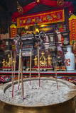 Sin Sze Si Ya Temple (Taoist Temple), Kuala Lumpur, Malaysia, Southeast Asia, Asia Photographic Print by Nico Tondini