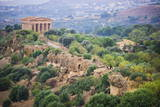 Temple of Concordia (Tempio Della Concordia) Photographic Print by Matthew Williams-Ellis
