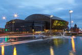 Millennium Centre, Cardiff Bay, Cardiff, Wales, United Kingdom, Europe Photographic Print by Billy Stock