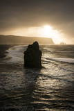 Dyrholaey, Iceland, Polar Regions Fotografisk tryk af Ben Pipe