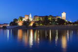 Wawel Hill Castle and Cathedral Photographic Print by Christian Kober