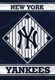 MLB New York Yankees House Banner Flag
