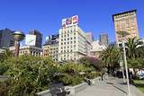 Union Square, San Francisco, California, United States of America, North America Photographic Print by Richard Cummins