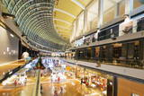Marina Bay Sands Mall, Singapore, Southeast Asia, Asia Photographic Print by Christian Kober