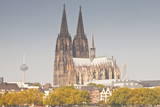 Cologne Cathedral (Dom) Photographic Print by Julian Elliott
