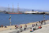 Maritime National Historic Park, San Francisco, California, United States of America, North America Photographic Print by Richard Cummins