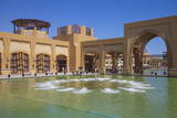 El Kout Shopping Center, Fahaheel, Kuwait City, Kuwait, Middle East Photographic Print by Jane Sweeney