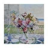 Bouquet Giclee Print by Jeremy Annett