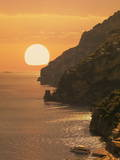 Positano, Amalfi Coast, UNESCO World Heritage Site, Campania, Italy, Mediterranean, Europe Photographic Print by Angelo Cavalli