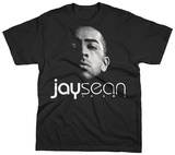 Jay Sean - B&W T-shirts