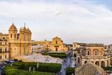 St. Nicholas Cathedral (Noto Cathedral) Photographic Print by Matthew Williams-Ellis