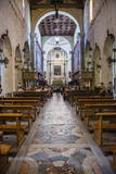 Syracuse Cathedral (Duomo Di Siracusa) Interior Photographic Print by Matthew Williams-Ellis