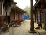 Luodai Ancient Town, Chengdu, Sichuan Province, China, Asia Photographic Print by Simon Montgomery